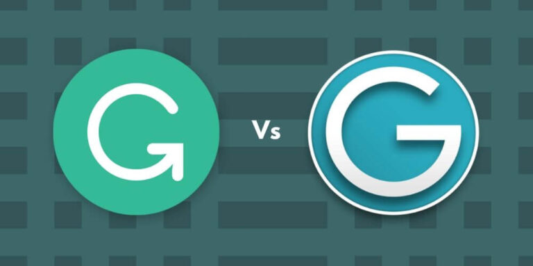 Grammarly vs Ginger Comparison