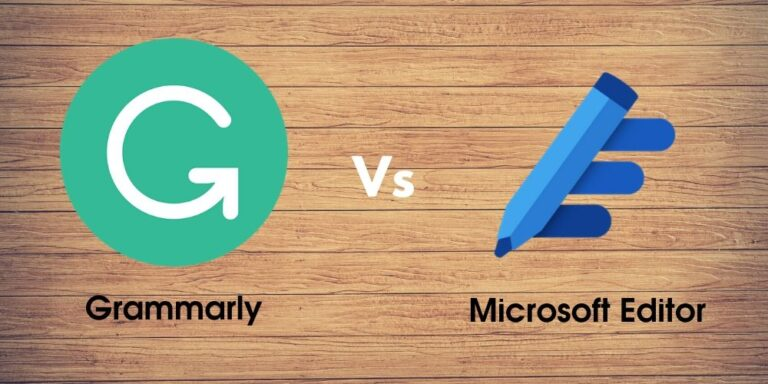 Grammarly vs Microsoft Editor